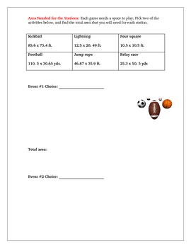 Multiplying Decimals Lesson Activity