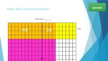 Multiplying Decimals Practice Problems