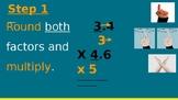 Multiplying Decimals Slides (TPR)