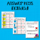 Multiplying Decimals Sort and Solve {5.NBT.A.7 - includes