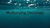 Multiplying Decimals Webquest