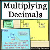 Multiplying Decimals by Decimals in Google Forms