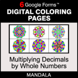 Multiplying Decimals by Whole Numbers - Digital Mandala Co