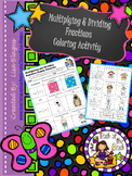 Multiplying & Dividing Fraction Fun Activity with Word Problems