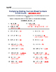 Multiplying Dividing Fractions Mixed Numbers Worksheet