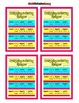 Multiplying & Dividing Integers {Poster/Anchor Chart with Cards for Students}