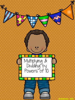 Multiplying & Dividing by Powers of 10 with Decimals (to t