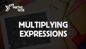 Multiplying Expressions - Complete Lesson