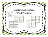 Multiplying Fraction by Fraction Differentiated Word Probl