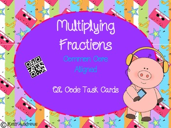 Multiplying Fractions with QR Codes