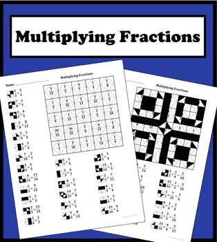 multiplying fractions color worksheet by aric thomas  tpt