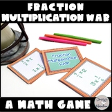 Multiplying Fractions Game War