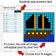 Multiplying Fractions - Google Sheets Pixel Art - Pirates