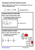 Multiplying Fractions Lesson for Interactive Math Notebooks