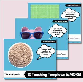 Multiplying Fractions Match Game & Scoot Task Cards Understanding Multiplication