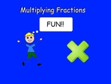 Multiplying Fractions: Math Lab