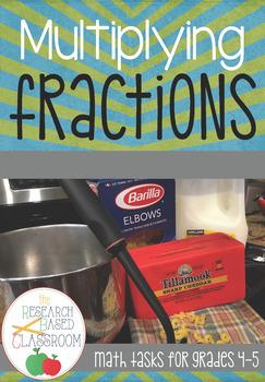 Multiplying Fractions: Math Tasks for Grades 4 – 5