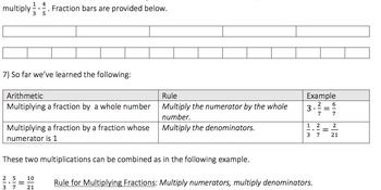 Multiplying Fractions (NS2): 7.NS.A.2