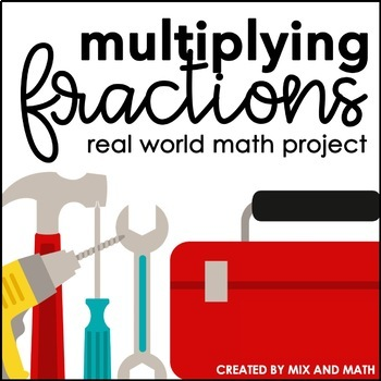 Multiplying Fractions Project