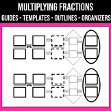 Fraction Multiplication Template Guide
