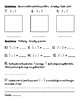 Multiplying Fractions Test {Common Core Aligned for 5th Grade}