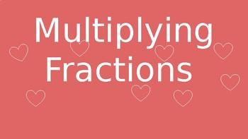 Multiplying Fractions Webquest