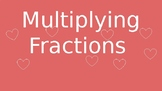 Multiplying Fractions Webquest