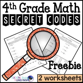 Multiplying Fractions by Whole Numbers 4th Grade Secret Co