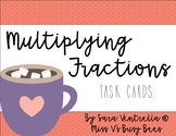 Multiplying Fractions {by Fractions} Task Cards