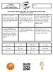 Multiplying Fractions Word Problems Create the Riddle Activity