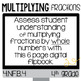 Multiplying Fractions for Google Classroom
