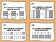 Multiplying Fractions (set of 32 cards aligned to TEKS 5.3I & CC 5.NF.B.4)