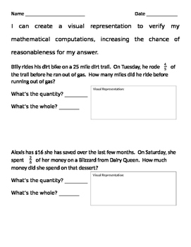 Multiplying Fractions with Focus on Task Analysis