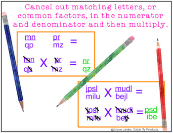 Multiplying Fractions with Variables on Both Sides