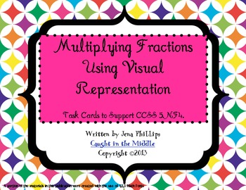 Multiplying Fractions with Visual Representations