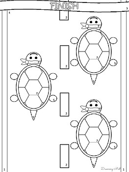Multiplying Integers Coloring Page
