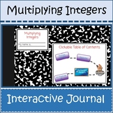 Multiplying and Dividing Integers Interactive Distance Lea