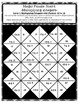 Multiplying Integers Magic Puzzle Boards