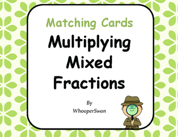 Multiplying Mixed Matching Cards