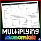 Polynomial Multiplication Activity