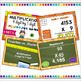 Multiplying Numbers Powerpoint Game Bundle