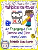 Multiplication Games That Make You Think... For Upper Elementary