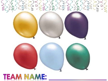 Multiplying Polynomials Balloon Pop Review Game