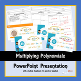 Multiplying Polynomials (FOIL)