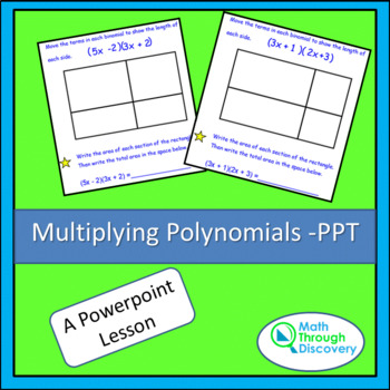 Multiplying Polynomials - PPT