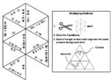 Multiplying Radicals Game: Math Tarsia Puzzle