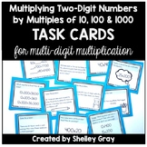 Multiplying Two-Digit Numbers by 10, 100, and 1000 | Multi-Digit Multiplication