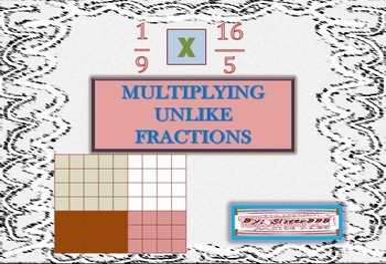 Multiplying Unlike Fractions