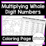 Multiplying Whole Numbers