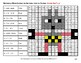 Multiplying Whole Numbers by Decimals - Math Mystery Pictures - Robots